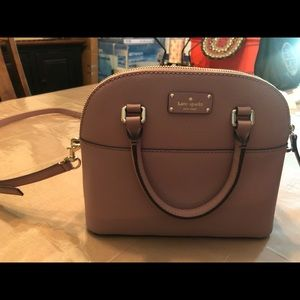 Pink Kate Spade nearly new crossbody